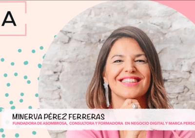 «Mide Tu AutoConfianza» con Minerva Pérez